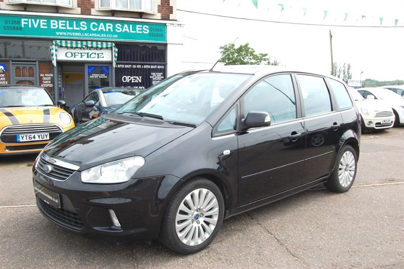 used Ford C-Max TITANIUM in stanford-le-hope-essex