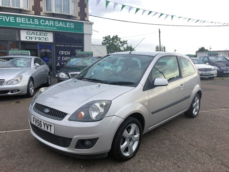 used Ford Fiesta FREEDOM 16V in stanford-le-hope-essex