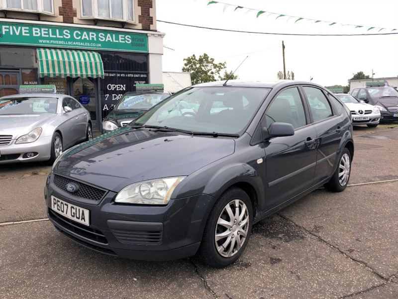 used Ford Focus LX in stanford-le-hope-essex