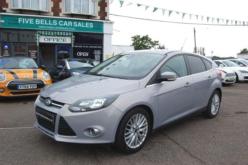 used Ford Focus ZETEC in stanford-le-hope-essex