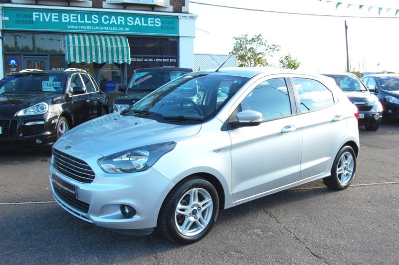 used Ford KA+ ZETEC in stanford-le-hope-essex