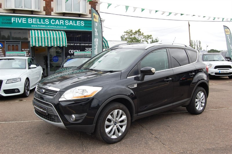 used Ford Kuga TITANIUM TDCI in stanford-le-hope-essex