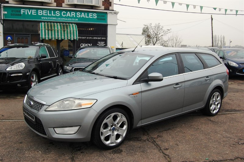 used Ford Mondeo TITANIUM X TDCI in stanford-le-hope-essex