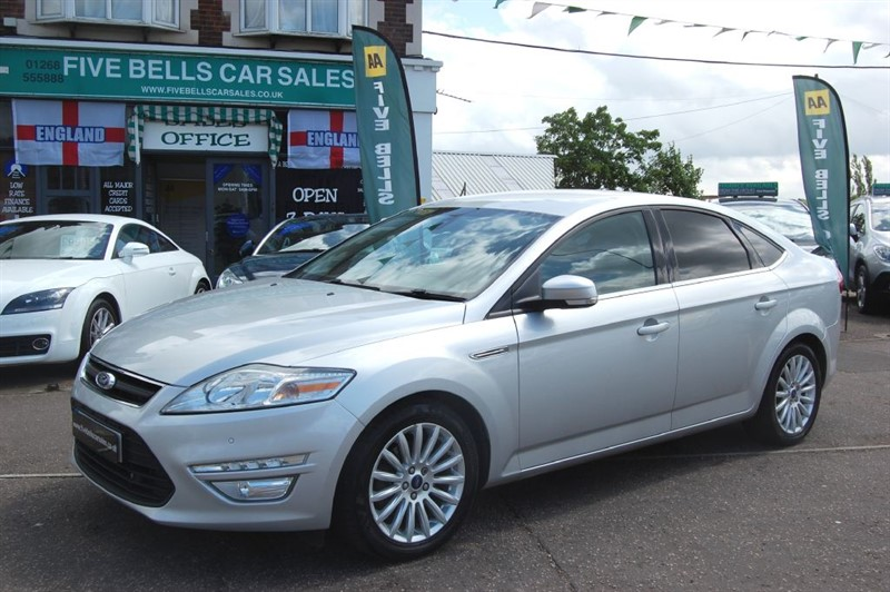 used Ford Mondeo ZETEC BUSINESS EDITION TDCI in stanford-le-hope-essex