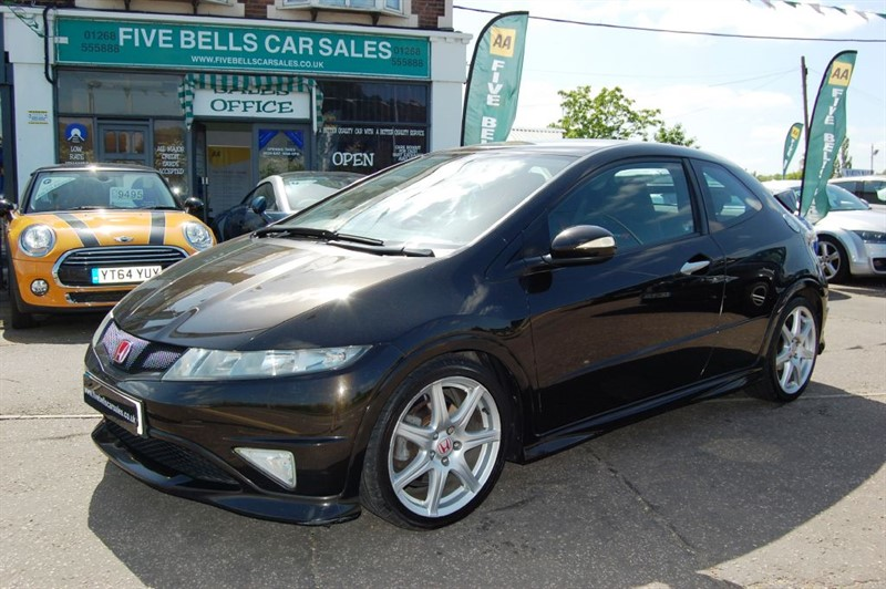 used Honda Civic I-VTEC TYPE-R GT in stanford-le-hope-essex