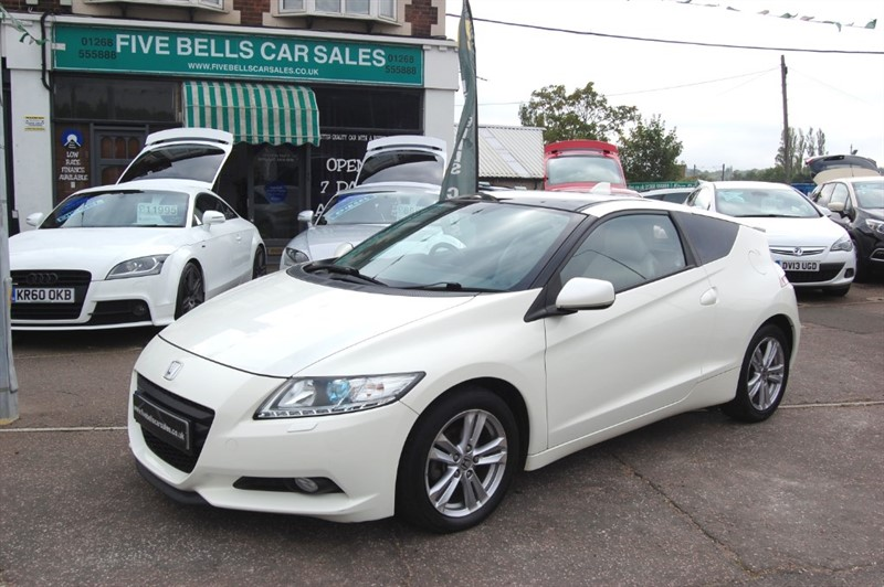 used Honda CR-Z I-VTEC IMA GT in stanford-le-hope-essex