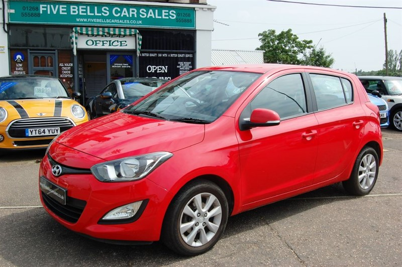 used Hyundai i20 ACTIVE in stanford-le-hope-essex