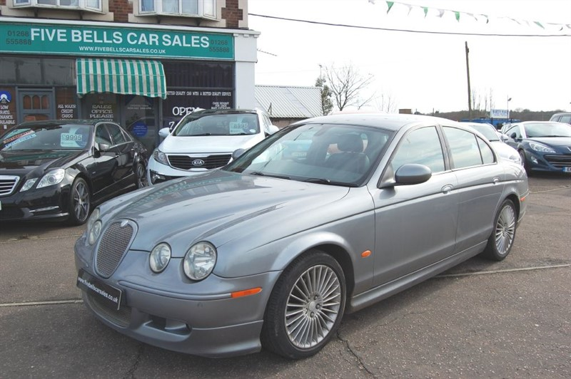 used Jaguar S-Type XS D in stanford-le-hope-essex