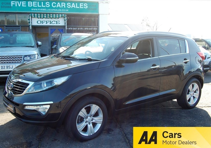 used Kia Sportage 2 in stanford-le-hope-essex