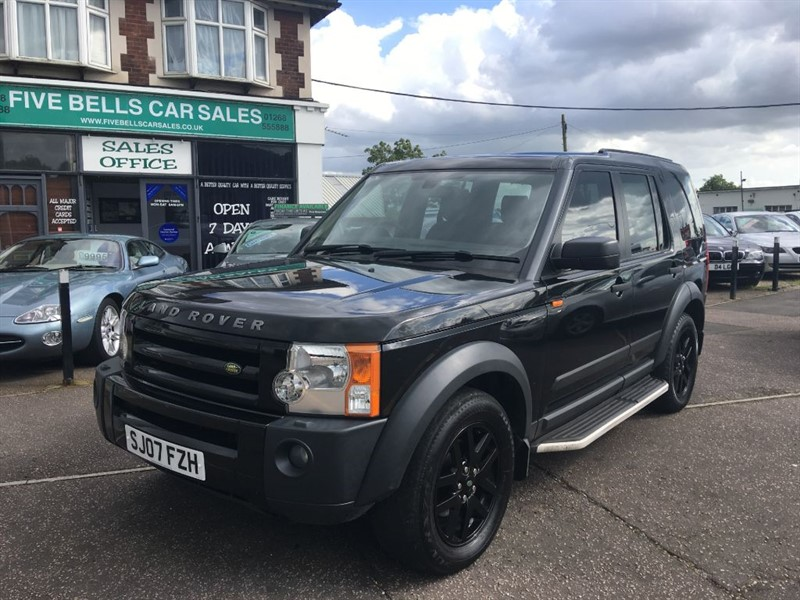 used Land Rover Discovery 3 TDV6 XS in stanford-le-hope-essex