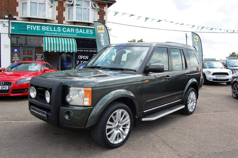 used Land Rover Discovery 3 TDV6 SE in stanford-le-hope-essex