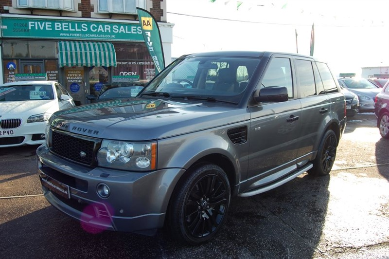 used Land Rover Range Rover Sport TDV8 SPORT HST in stanford-le-hope-essex