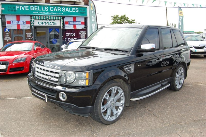 used Land Rover Range Rover Sport TDV6 HSE in stanford-le-hope-essex