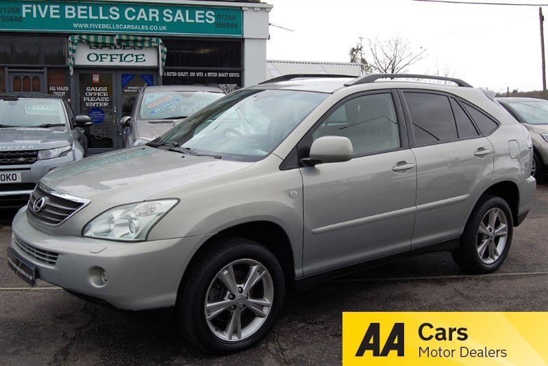 used Lexus RX 400h 400h in stanford-le-hope-essex