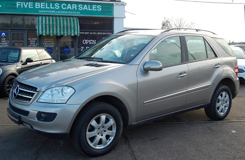 used Mercedes 320 ML  CDI SE in stanford-le-hope-essex
