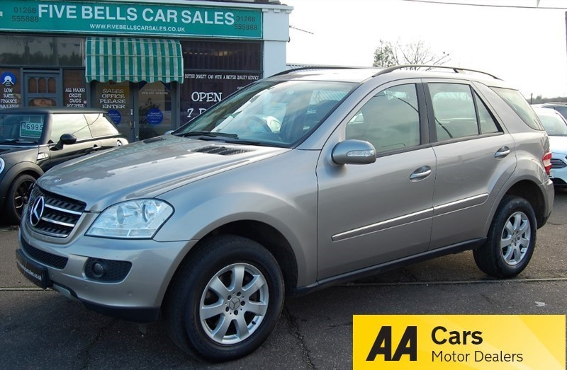 Mercedes ML320 for sale