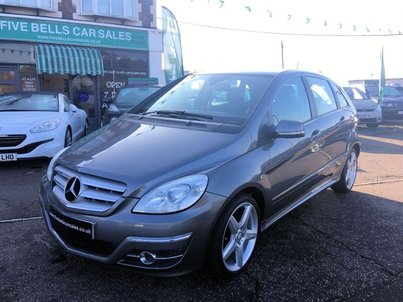 used Mercedes B200 CDI SPORT in stanford-le-hope-essex