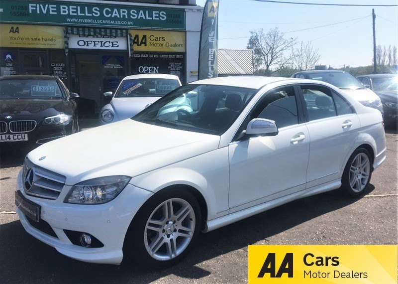 used Mercedes C220 CDI SPORT in stanford-le-hope-essex