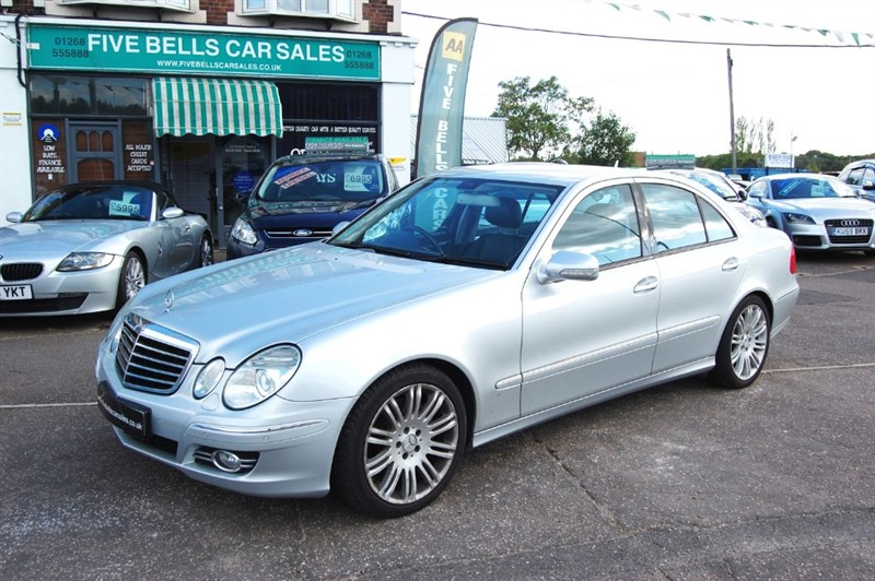 used Mercedes E280 CDI SPORT in stanford-le-hope-essex