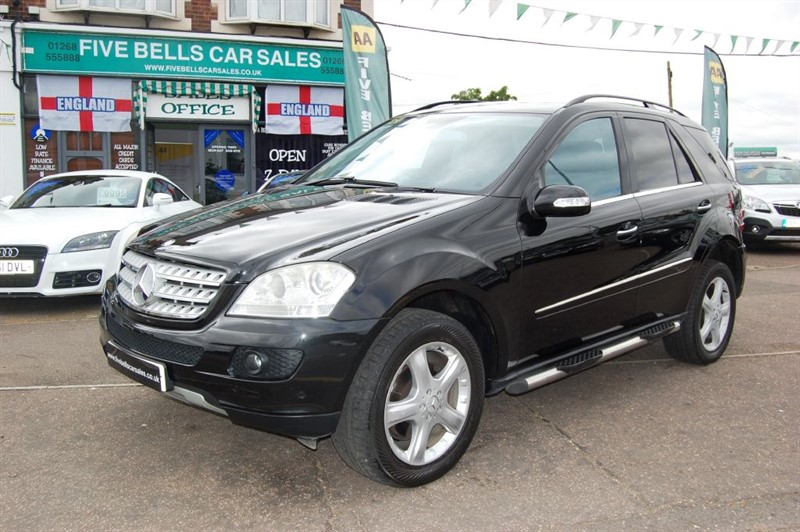 used Mercedes ML320 CDI SPORT in stanford-le-hope-essex