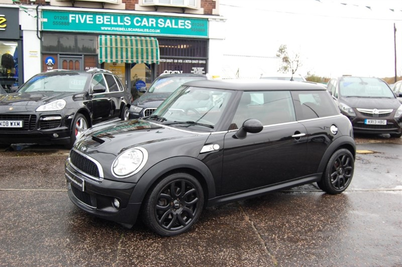 used MINI Hatch COOPER S in stanford-le-hope-essex