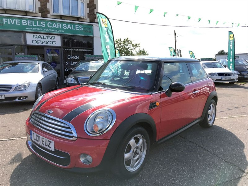 used MINI Hatch COOPER D in stanford-le-hope-essex