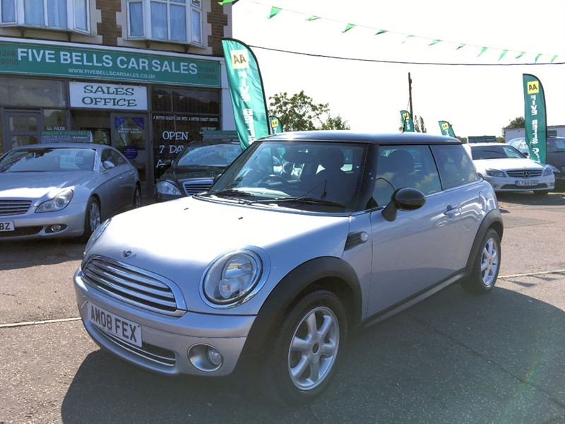 used MINI Hatch COOPER in stanford-le-hope-essex