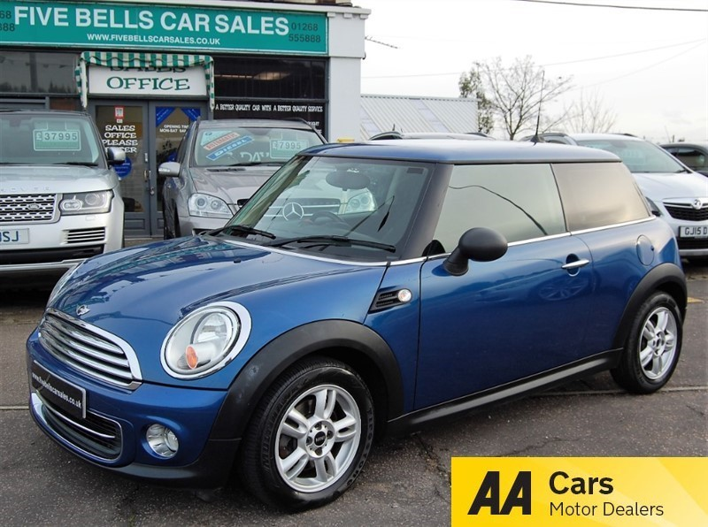 used MINI One ONE in stanford-le-hope-essex