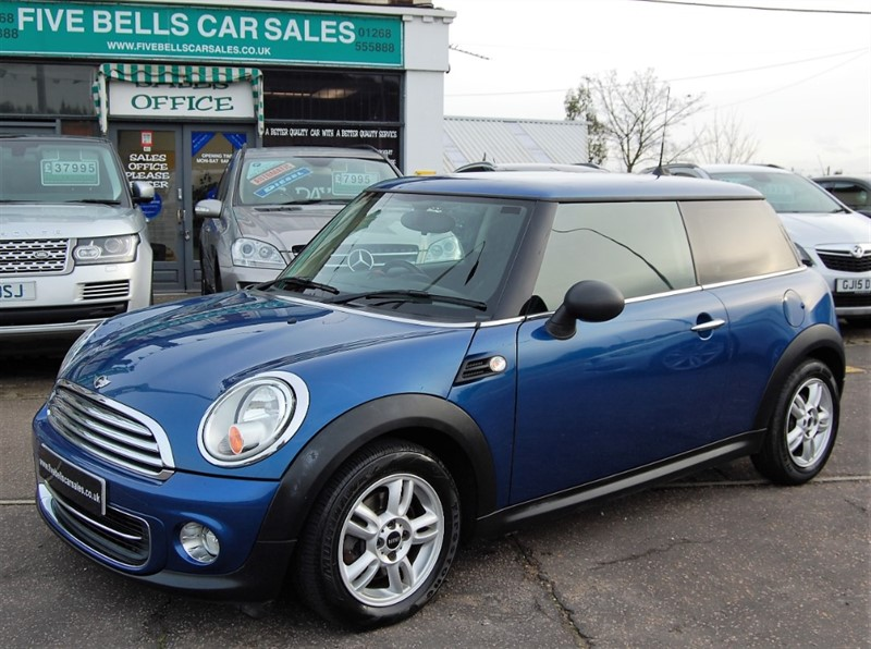 used MINI  ONE in stanford-le-hope-essex