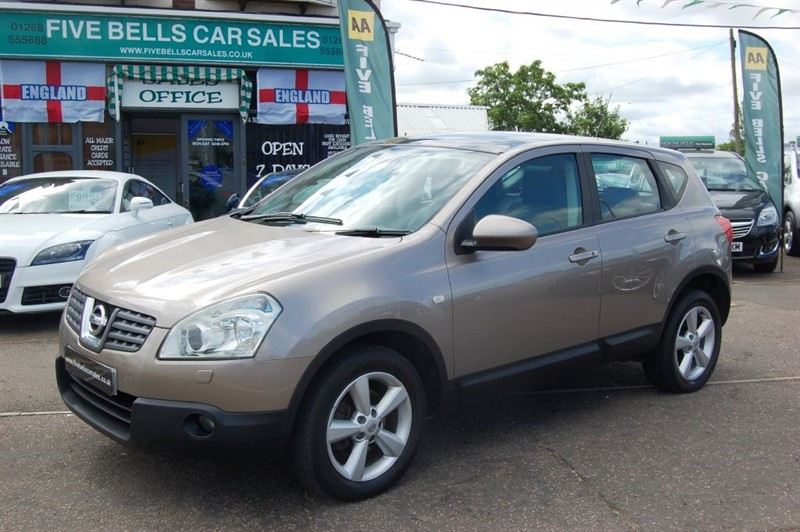 used Nissan  QASHQAI TEKNA in stanford-le-hope-essex