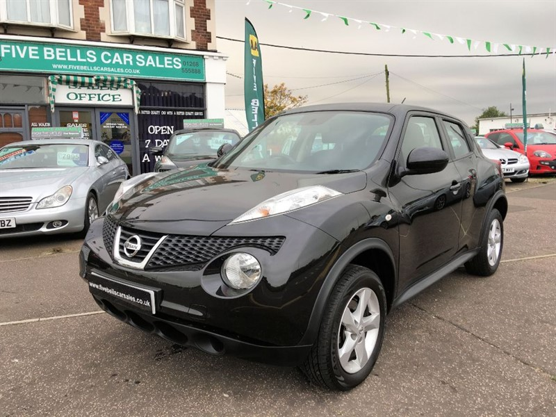 used Nissan Juke VISIA in stanford-le-hope-essex