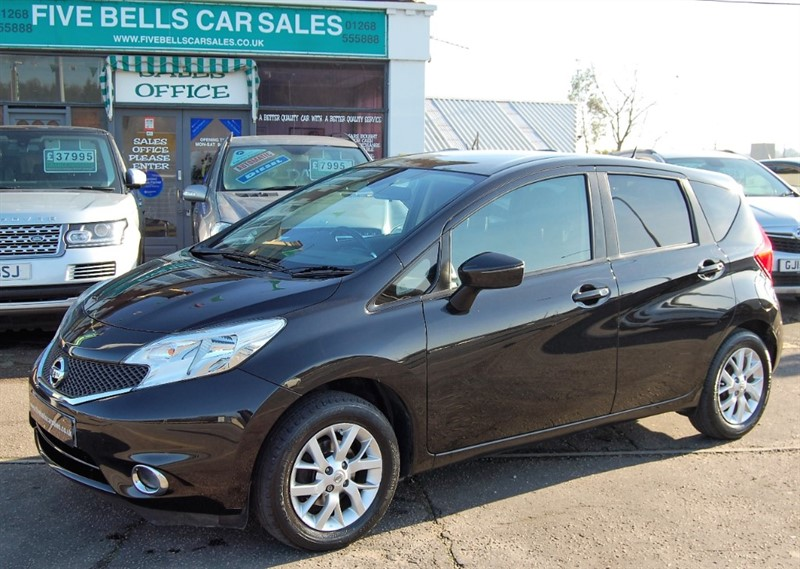 used Nissan Note ACENTA PREMIUM in stanford-le-hope-essex