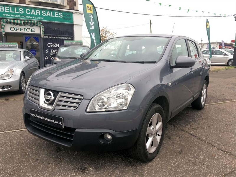 used Nissan Qashqai ACENTA DCI in stanford-le-hope-essex