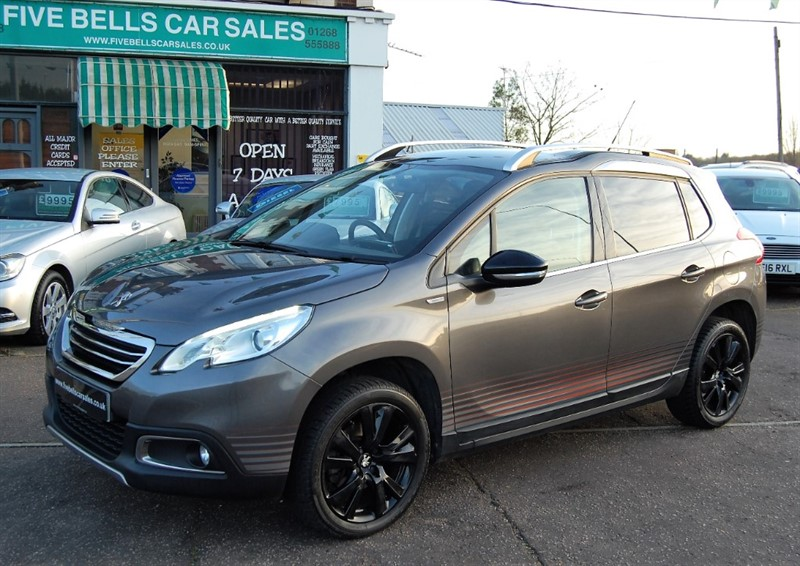 used Peugeot 2008 S/S URBAN CROSS in stanford-le-hope-essex