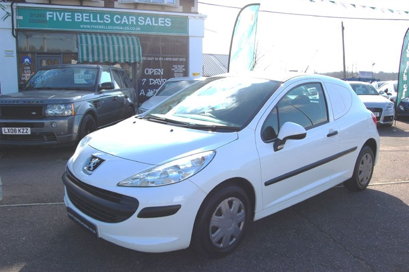 used Peugeot 207 HDI in stanford-le-hope-essex