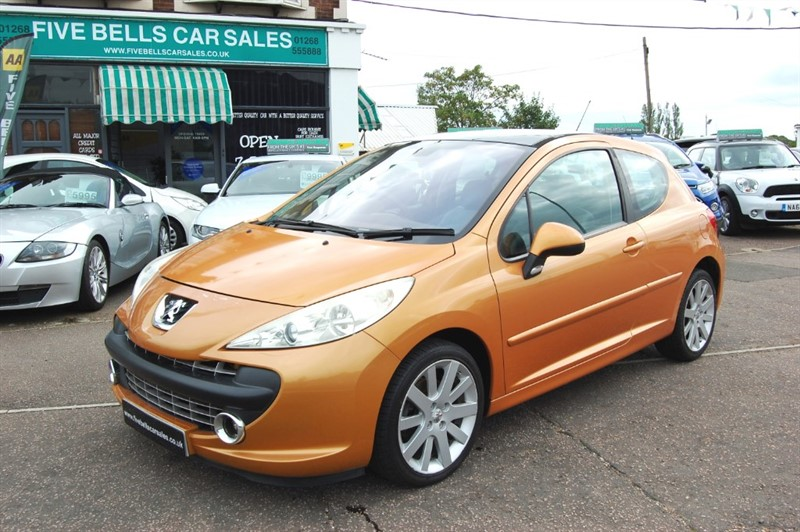 used Peugeot 207 GT in stanford-le-hope-essex