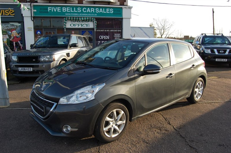 used Peugeot 208 ACTIVE in stanford-le-hope-essex