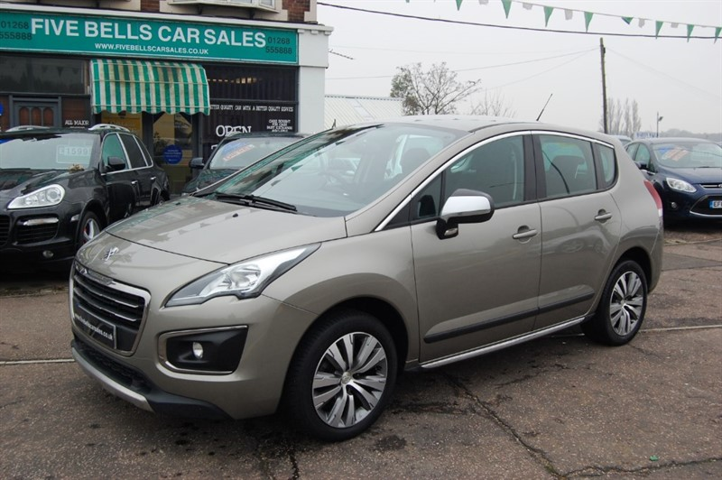 used Peugeot 3008 ACTIVE in stanford-le-hope-essex