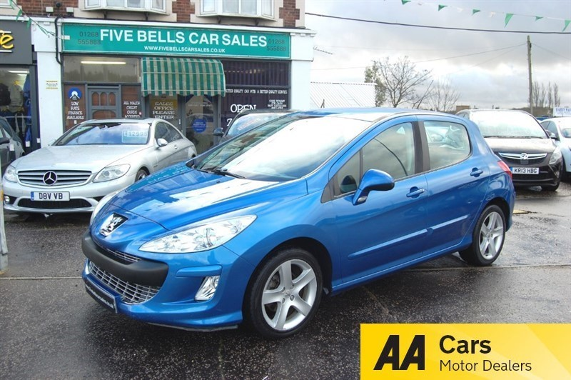 used Peugeot 308 HDI SPORT in stanford-le-hope-essex