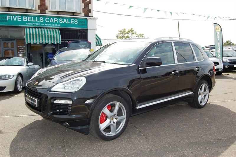 used Porsche Cayenne TURBO in stanford-le-hope-essex