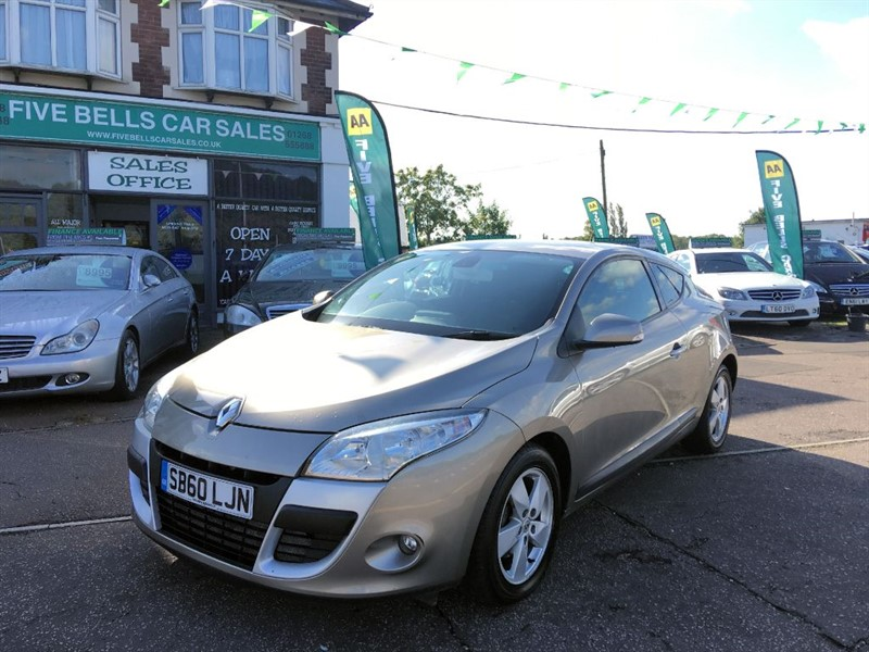 used Renault Megane DYNAMIQUE TOMTOM DCI FAP in stanford-le-hope-essex