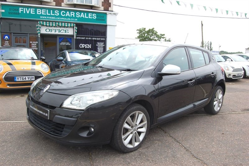 used Renault Megane I-MUSIC VVT in stanford-le-hope-essex