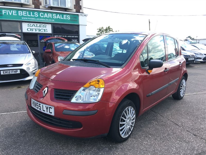 Renault Modus for sale