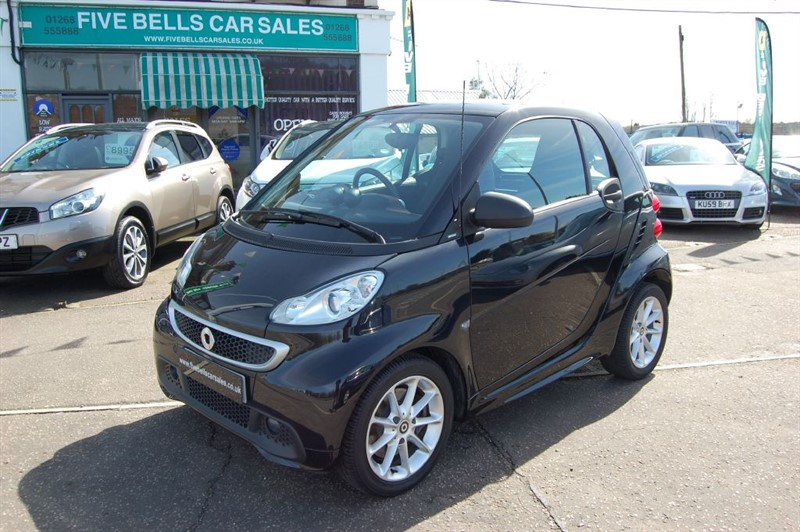 used Smart Car Fortwo Coupe PASSION CDI in stanford-le-hope-essex