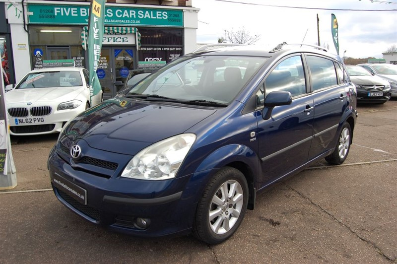 used Toyota Corolla Verso T SPIRIT VVT-I in stanford-le-hope-essex