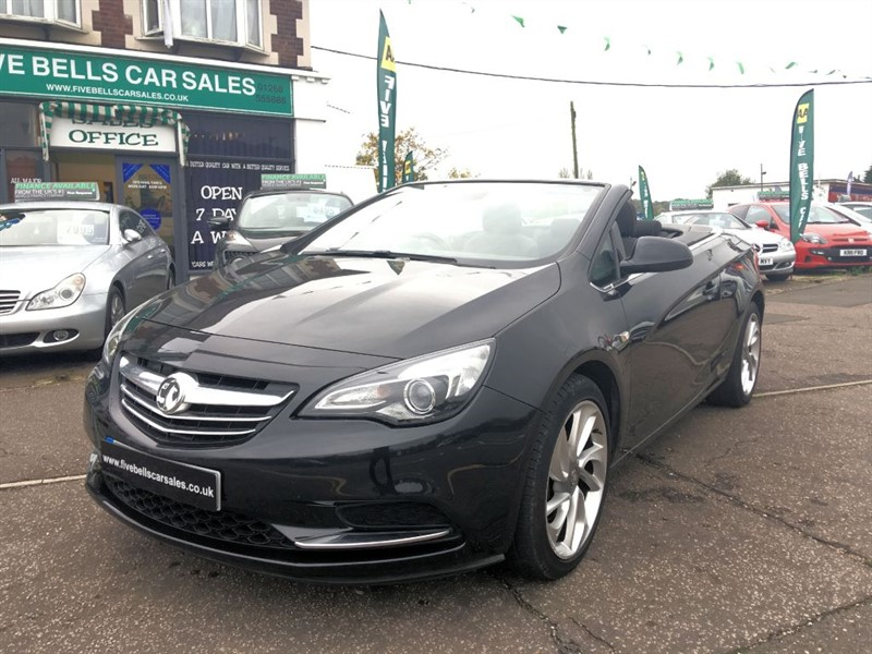 used Vauxhall Cascada SE S/S in stanford-le-hope-essex