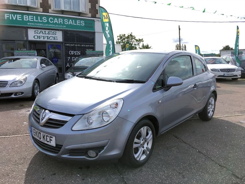 used Vauxhall Corsa ENERGY in stanford-le-hope-essex