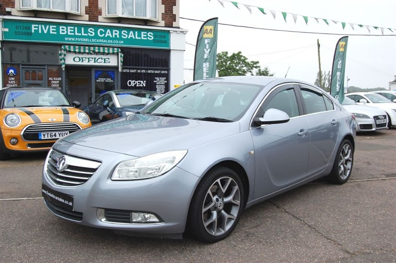 used Vauxhall Insignia SRI CDTI in stanford-le-hope-essex