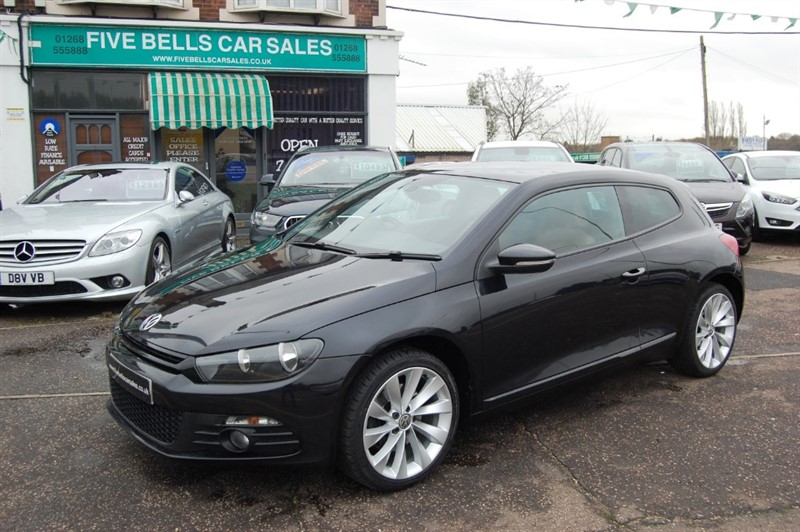 used VW Scirocco GT DSG in stanford-le-hope-essex