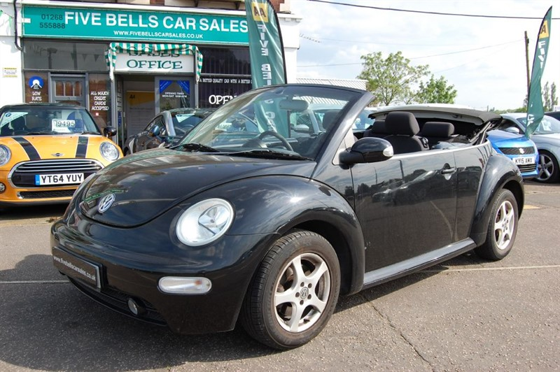 used VW Beetle 16V in stanford-le-hope-essex